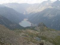 Il lago di Ceresole Reale