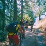 Le ultime pedalate