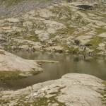 Il Lago di Vercellina 2500mt