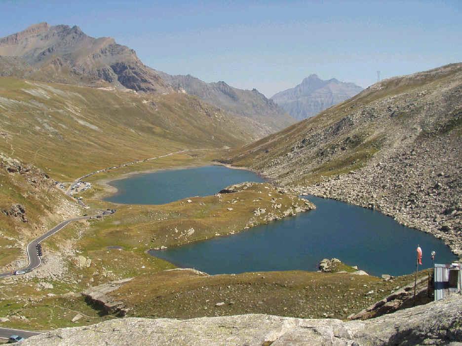 Laghi del Nivolet