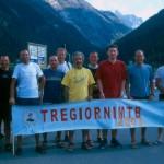 Gruppo completo a Cogne