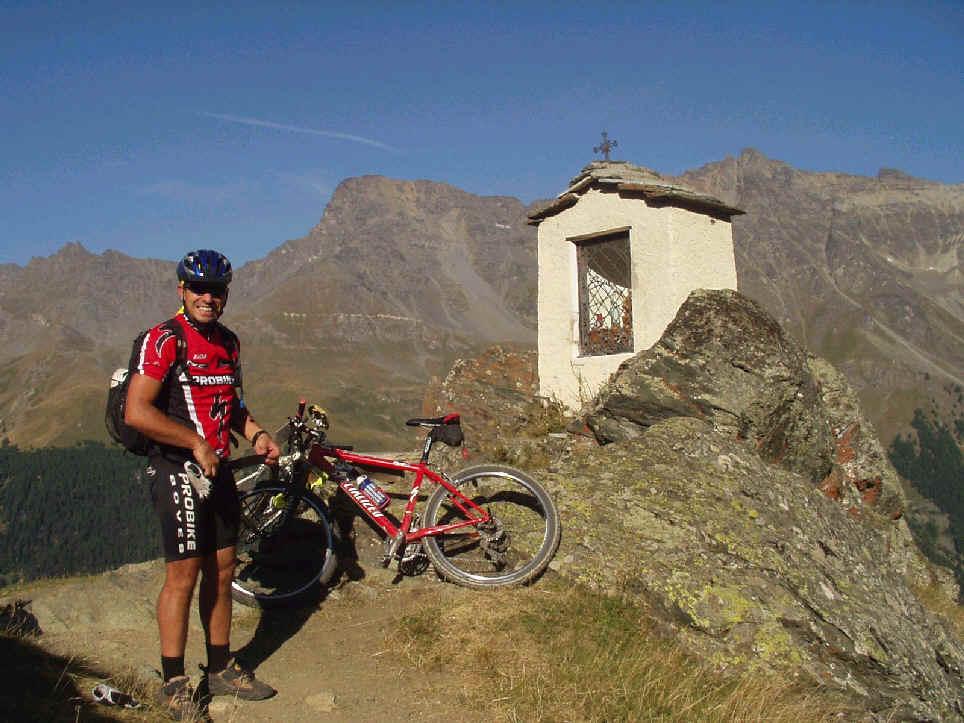 """Località """"Den Bas"""" - 2303 m"""