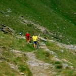 Il sentiero per il Col Fussì