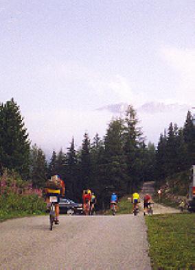 La via diretta al Bettaforca