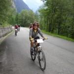 Le prime pedalate verso il Turlo