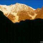 Monte Rosa, ore 6:00