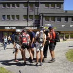 Briefing a Fiescheralp