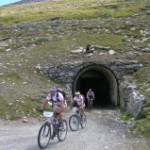 Uscita dal tunnel