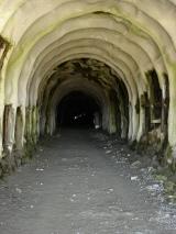 Dentro al tunnel per Marjelensee