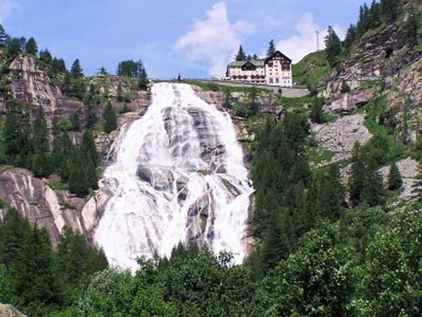 Le cascate del Toce in Val Formazza