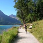 Lago di Silvaplana (Grigioni - CH)