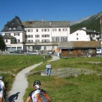 Passo Maloja 1815 m