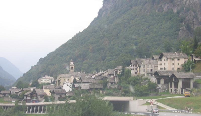 Castasegna (Grigioni - CH)