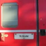 Treno St.Moritz