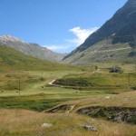 Valle Bernina, l'imbocco della Val dal Fain