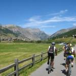 Valle della Forcola, verso Livigno