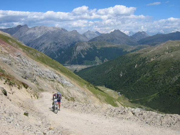 Val Federia - Verso il passo di Cassana