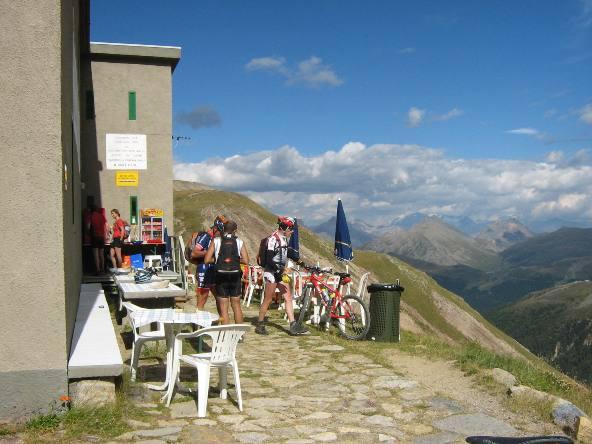 Il rifugio di Cassana 2601 m