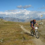 Passo di Cassana . 2694 m