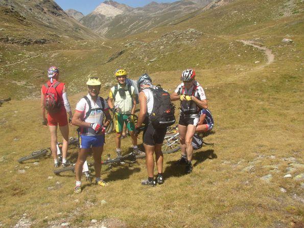Passo la Stretta 2476 m