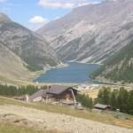 Livigno, il lago