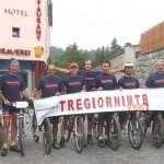 Il gruppo all'hotel Zur Alte Brauerei