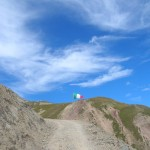 Val Federia, verso il passo di Cassana