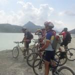 Passo Bernina, il lago Bianco