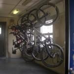 Il ritorno a Colico in treno da Tirano